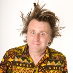 "Image for the Comedy programme ""Another Case of Milton Jones"""