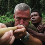"Image for the Nature programme ""Hunters of the Lost World"""