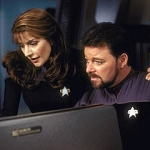 "Image for the Film programme ""Star Trek: Insurrection"""