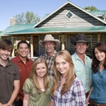 "Image for the Drama programme ""Heartland"""