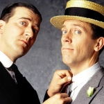 "Image for the Comedy programme ""Jeeves and Wooster"""