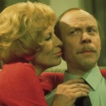 "Image for the Sitcom programme ""George and Mildred"""