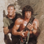 "Image for the Film programme ""Rambo III"""