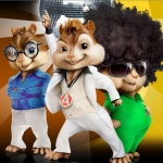 "Image for the Film programme ""Alvin and the Chipmunks"""