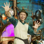 "Image for the Childrens programme ""Mr Bloom's Nursery"""