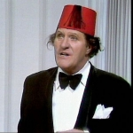 "Image for the Comedy programme ""Tommy Cooper"""