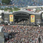 "Image for the Music programme ""T in the Park 2011"""