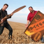 "Image for the Reality Show programme ""American Pickers"""