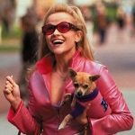 "Image for the Film programme ""Legally Blonde"""