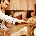 "Image for the Film programme ""Goldfinger"""