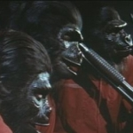"Image for the Film programme ""Conquest of the Planet of the Apes"""