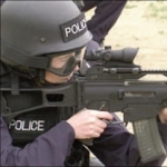 "Image for the Documentary programme ""Brit Cops: Frontline Crime"""