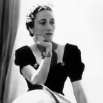 "Image for the History Documentary programme ""Wallis Simpson: The Secret Letters"""