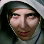 "Image for the Film programme ""Black Narcissus"""