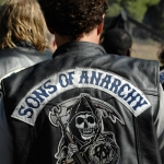 "Image for the Drama programme ""Sons of Anarchy"""