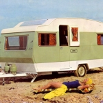 "Image for the Documentary programme ""Caravans: A British Love Affair"""