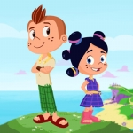 "Image for the Animation programme ""Garth and Bev"""