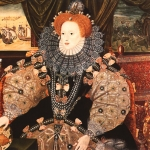 "Image for the History Documentary programme ""Elizabeth I"""