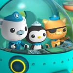 "Image for the Animation programme ""Octonauts"""