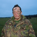 "Image for the Documentary programme ""Sandhurst"""