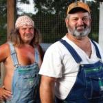 "Image for the Documentary programme ""Swamp People"""