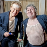 "Image for the Sitcom programme ""Rab C. Nesbitt"""