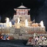 "Image for the Game Show programme ""Takeshi's Castle"""