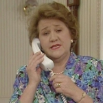 "Image for the Sitcom programme ""Keeping Up Appearances"""