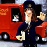 "Image for the Childrens programme ""Postman Pat Special"""