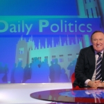 "Image for the Political programme ""The Daily Politics Conference Special"""