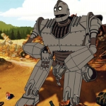 "Image for the Film programme ""The Iron Giant"""