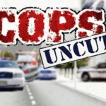 "Image for the Reality Show programme ""Cops Uncut"""