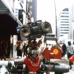 "Image for the Film programme ""Short Circuit 2"""