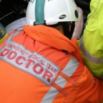 "Image for the Documentary programme ""Emergency Medics"""