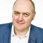 "Image for the Comedy programme ""Dara O'Briain Live at the Theatre Royal"""