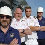 "Image for the Documentary programme ""Sea Patrol UK"""