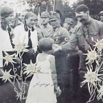 "Image for the History Documentary programme ""Hitler's Children"""