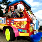 "Image for the Childrens programme ""Mister Maker Comes to Town"""