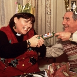"Image for the Sitcom programme ""The Vicar of Dibley Christmas Special"""