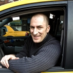 "Image for the Game Show programme ""Cash Cab Us"""