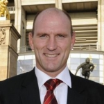 "Image for the Sport programme ""Dallaglio's World Cup"""
