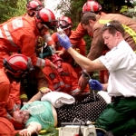 "Image for the Documentary programme ""The Real A&E"""