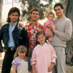 "Image for the Sitcom programme ""Full House"""
