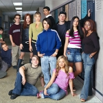"Image for the Kids Drama programme ""Degrassi: The Next Generation"""