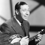 "Image for the Documentary programme ""Frank Skinner on George Formby"""