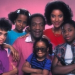 "Image for the Sitcom programme ""The Cosby Show"""