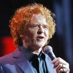 "Image for the Music programme ""Simply Red"""
