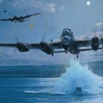 "Image for the History Documentary programme ""Dambusters"""