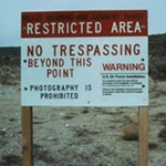 "Image for the Documentary programme ""Area 51"""