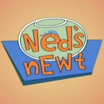 "Image for the Animation programme ""Ned's Newt"""